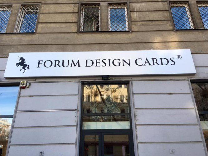 Forum Design Cards
