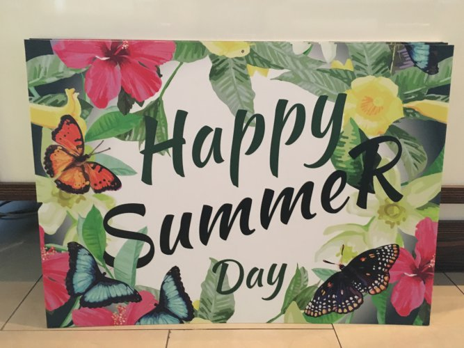 Happy Summer Day