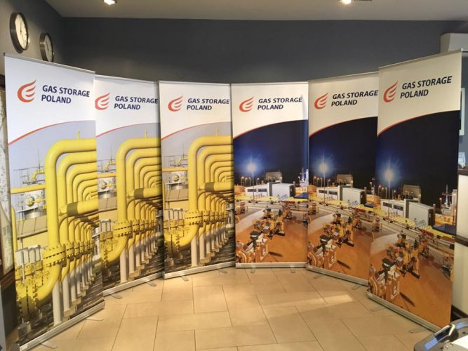 Gas Storage Poland - Roll-up Mobilny